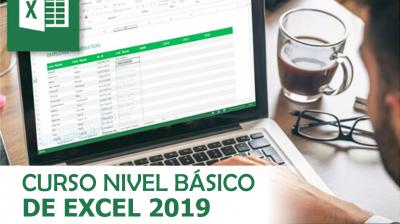 EXCEL BÁSICO 2019