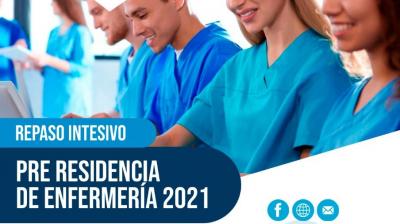 REPASO PRE RESIDENCIA ENFERMERÍA II